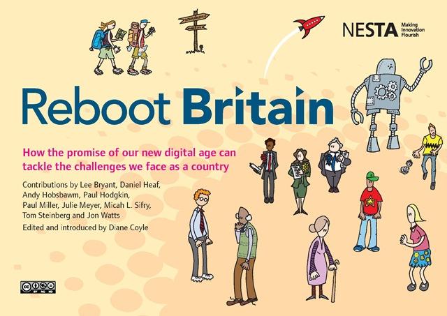Reboot Britain cover image